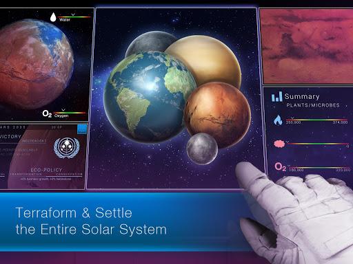 TerraGenesis - Space Settlers 5.2.1 screenshots 7