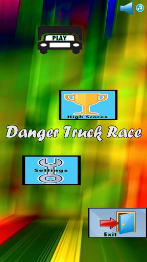 Danger Truck Race