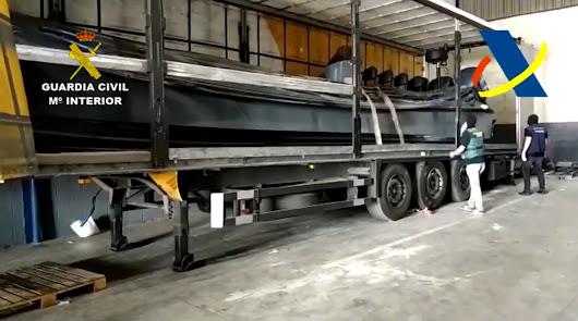 Investigan a un empresario por usar sus camiones para transportar droga