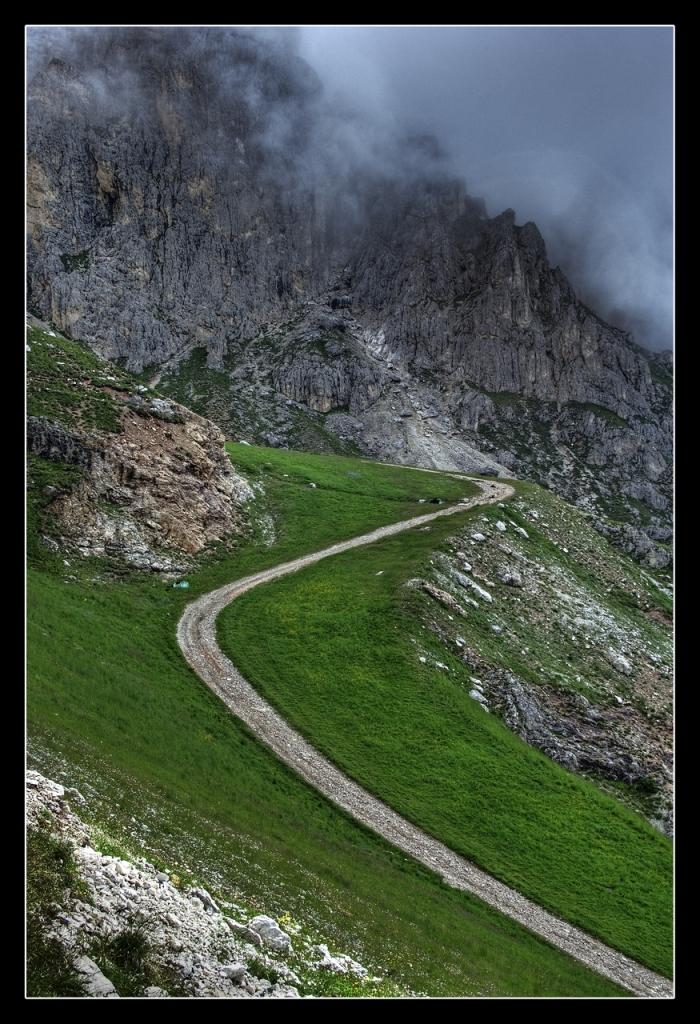 La strada tra le nuvole di robi7857