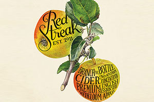 Logo of Virtue Cider Redstreak