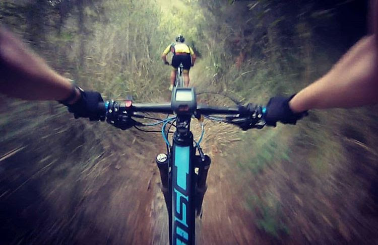 foto gopro instagram mountain bike
