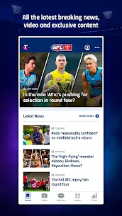 AFL Live Official App 2