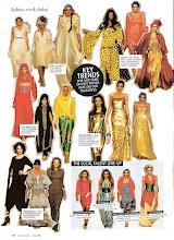 Photo: Emirates Woman May 08 - Fashion week run down