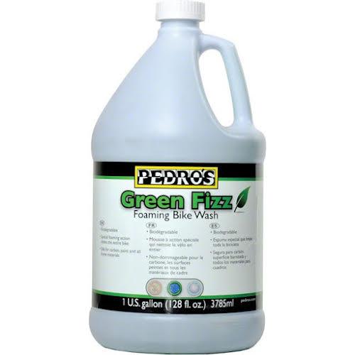 Pedro's Bike Wash Green Fizz Concentrated Foaming 1 Gallon Shopworks