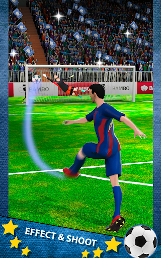 Shoot Goal - Jeu de football 2018 Top Ligues  astuce 1