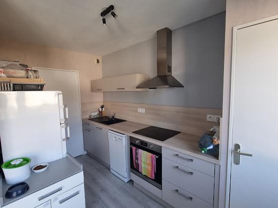 Vente appartement 3 pièces 60,97 m2