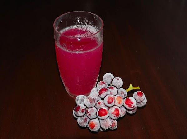 Easy Red Grape Drink Recipe