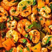 Shrimp Peri Peri (7 Pieces)