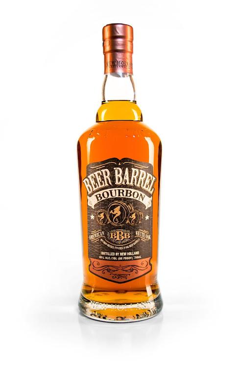 Logo for New Holland Beer Barrel Bourbon