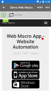 Web宏Bot(記錄|編輯|重播)無根