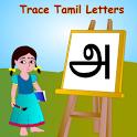 Trace Tamil Alphabets icon