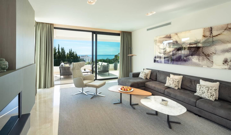 Appartement contemporain Marbella