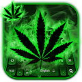 Rasta Weed Keyboard by VR and 3D theme STUDIO APK