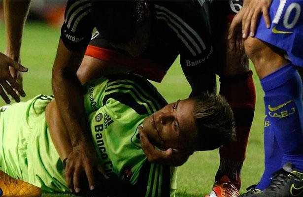 Foto: Twitter River Plate Carp