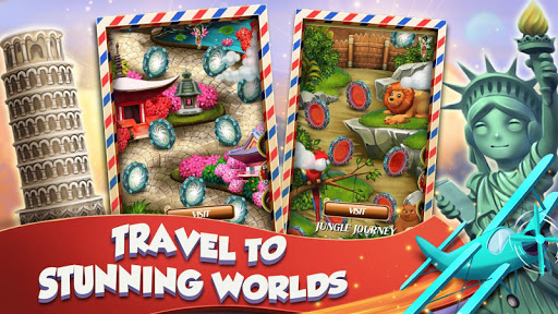 Hidden Objects World Tour - Search and Find - screenshot