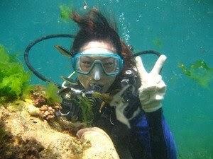 Bali intro dive