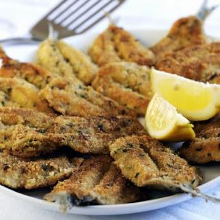 Crispy Golden Fish