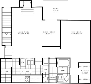 Go to The Sycamore Designer Floorplan page.