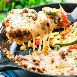 Beef Tamale Casserole Recipe