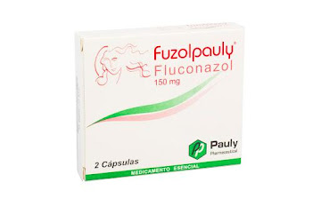 Fuzolpauly 150mg Cápsula   Caja X2Cáp. PAULY Fluconazol