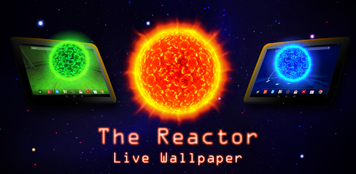 Reactor Live Wallpaper Trial - Apps on Google Play