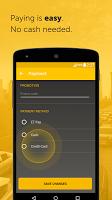 screenshot of Easy - taxi, car, ridesharing