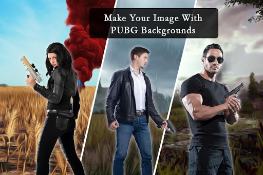 PUBG Photo Editor 1.0 screenshots 4