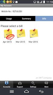 My Account Check - screenshot thumbnail