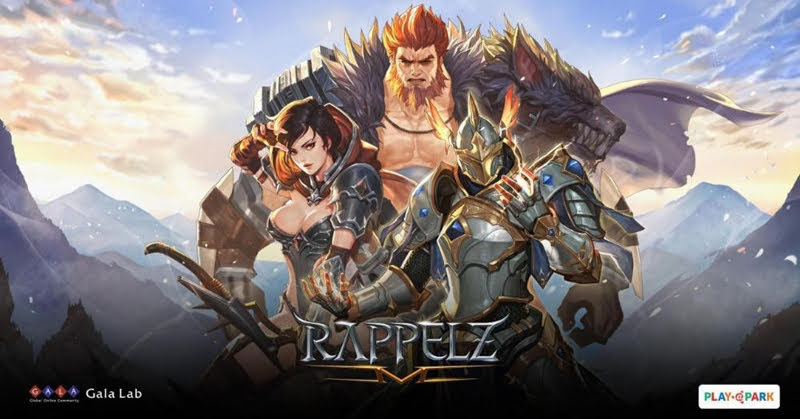 Rappelz M ลงมือถือไปอีกเกมโดย PlayPark เปิดฟีเจอร์สุดล้ำ