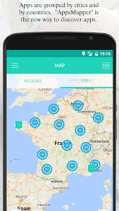 AppsMapper France screenshot 0