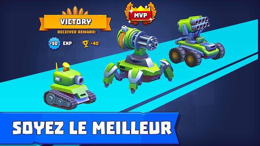 Code Triche Tanks A Lot! - Realtime Multiplayer Battle Arena mod apk screenshots 5