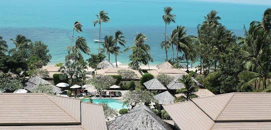 The Sunset Beach Resort & Spa, Taling Ngam
