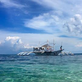 Floating by Geoffrey Wols - Transportation Boats ( boat,  )