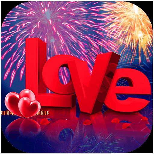 Valentine s Day love theme