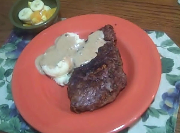 Skillet Fried Steaks Recipe
