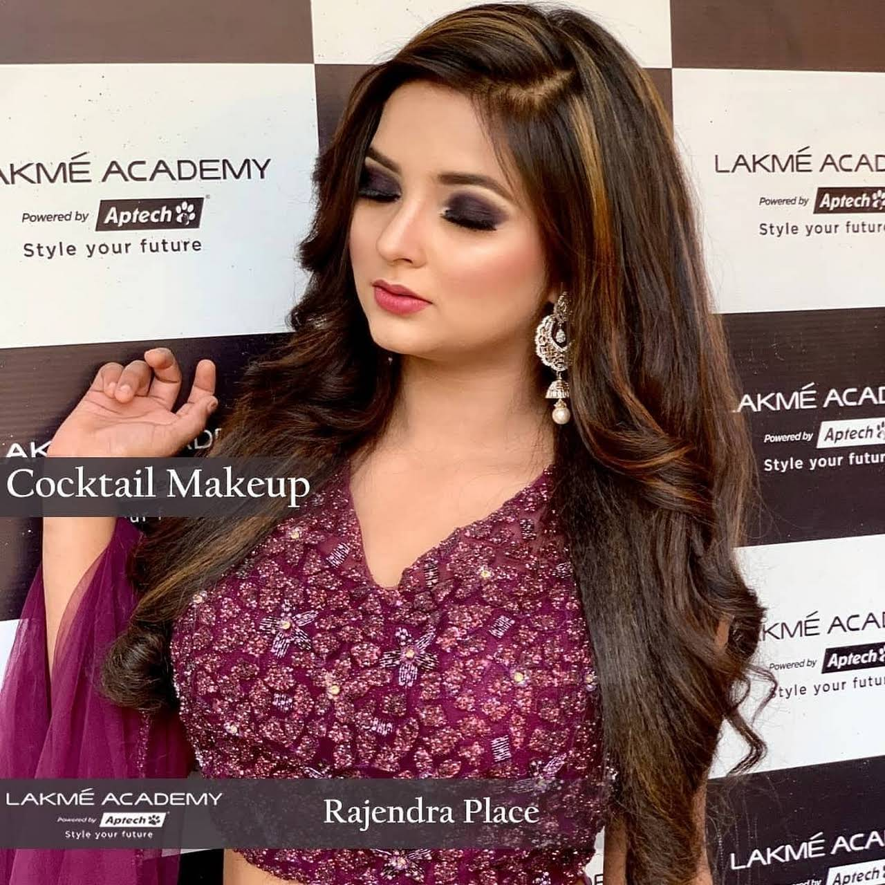 Lakme Academy Rajendra Place | Makeup Artist Course | Delhi - Make