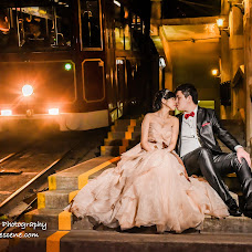Photographe de mariage Taurus Cheung (yosemitescene). Photo du 29.01.2017