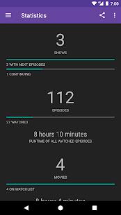 SeriesGuide – Show & Movie Manager Screenshot