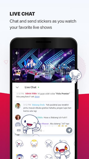 Vidio - Watch Video, TV & Live Streaming Screenshots 7