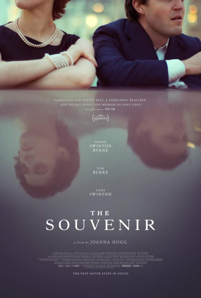 The Souvenir official site