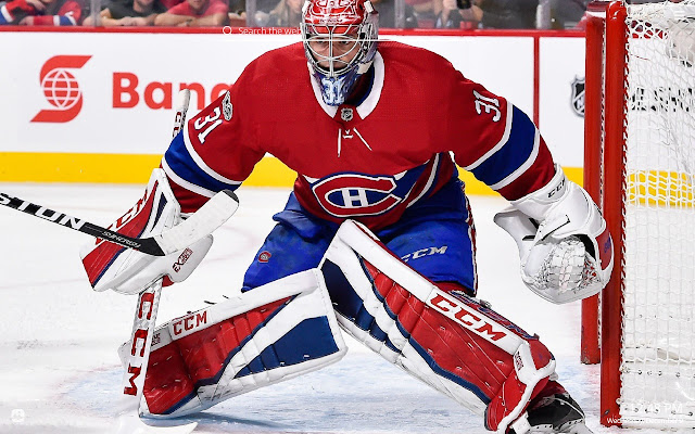 Montreal Canadians HD Wallpaper New Tab Theme