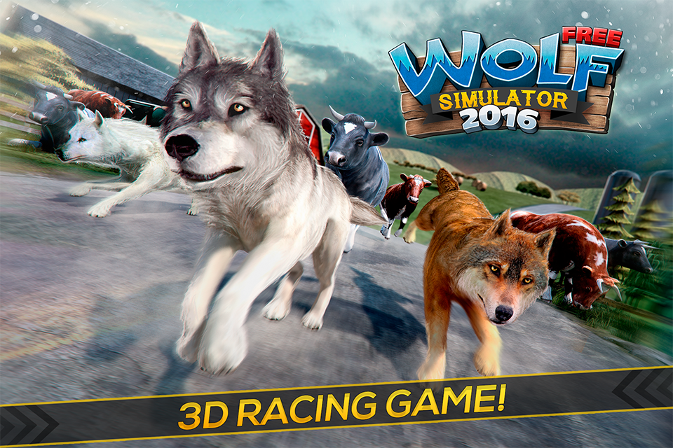 wolf simulation games free online