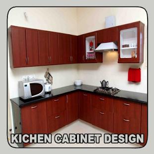 Kitchen Cabinet Design - náhled