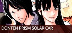 Donten Prism Solar Car
