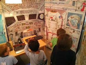 Photo: Space Shuttle at ICNS