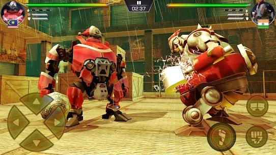 Clash Of Robots 3