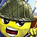 Yellow defenders icon
