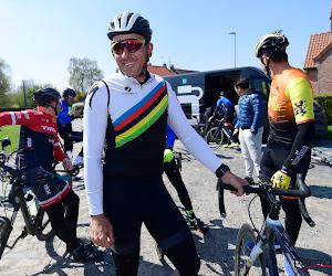 """Johan Museeuw denkt aan bijzonder scenario: """"Dan moeten Van Aert en Van der Poel maar later beginnen crossen"""""""
