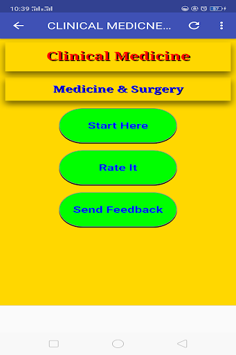 Clinical Medicine & Surgery screenshot 7